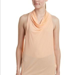 Lucy Activewear Uncharted Tank Top Apricot NWT NEW